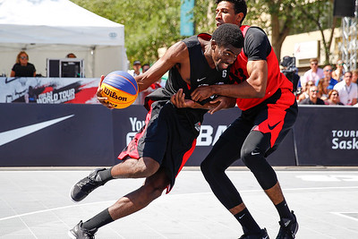 2018 FIBA 3X3 World Tour Princeton vs Winnipeg