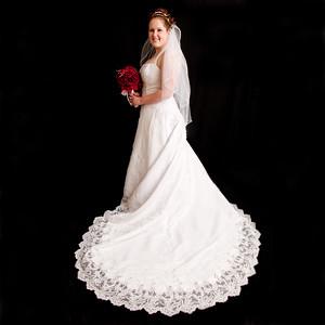 Jamie's Bridal Portraits