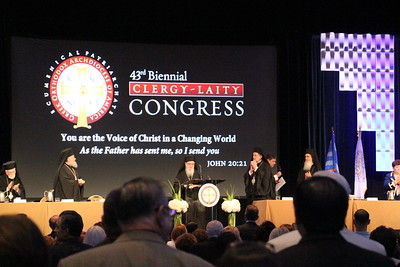 Congress Official Opening