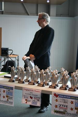 Spring 2015 - Playfest Awards