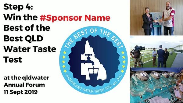 2019 Best of the Best Water Taste Test