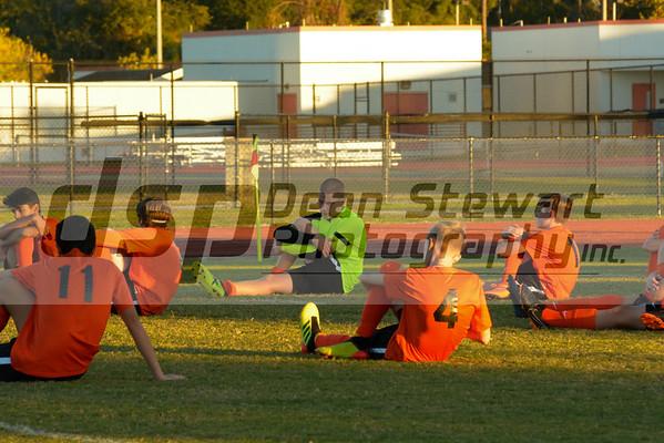 Spruce Creek Boys JV Soccer