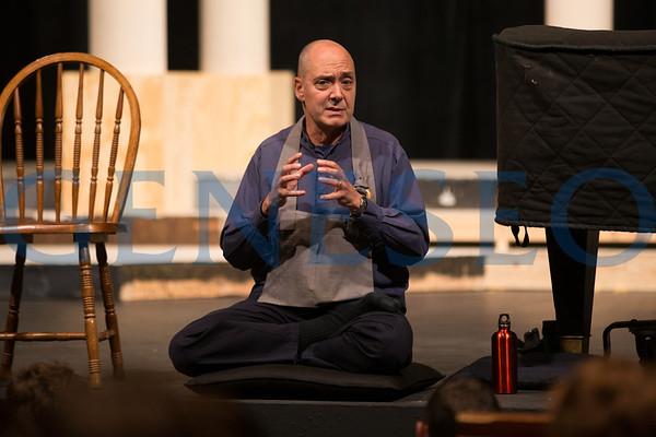 Zen Talk - Roshi Bodhin Kjolhede
