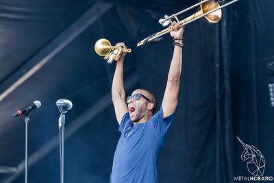 2018-08-05 Trombone Shorty & The Orleans Avenue @ Osheaga