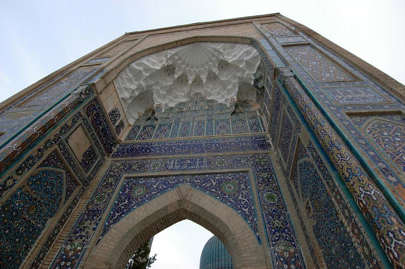 050425 3295 Uzbekistan - Samarkand - Gur Emir Mausoleum _D _E _H _N ~E ~L.JPG