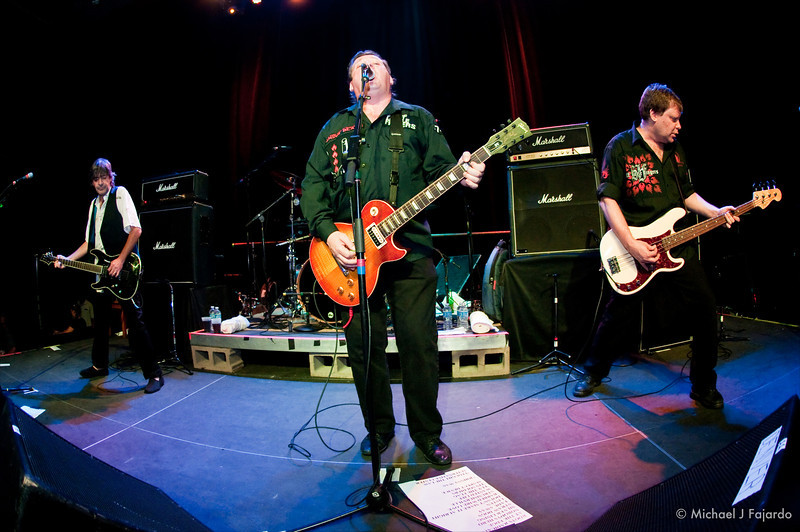 Stiff Little Fingers Summit Music Hall Denver, CO  August 20, 2011