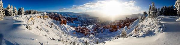 Bryce Canyon, Utah - December 2016