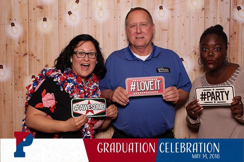 UPenn Graduation Celebratory Breakfast 2018