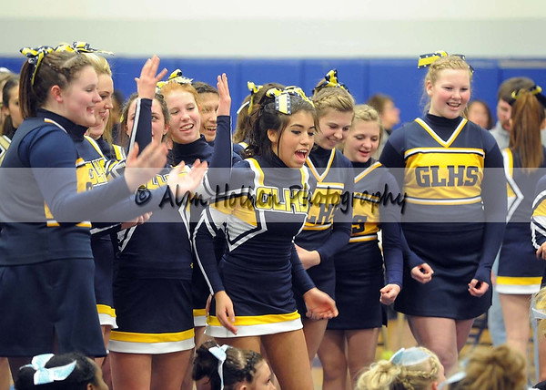 Cheer at LCC - Odds & Ends - Jan 25