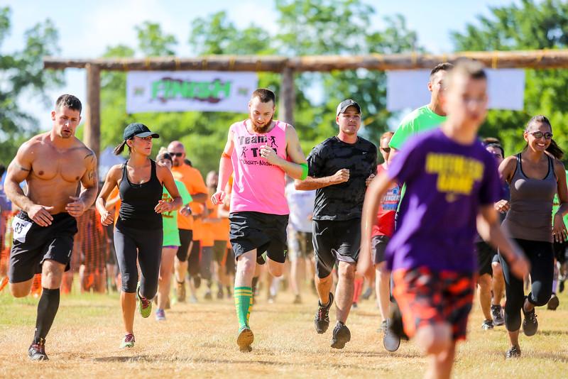 Shasta Mud Run