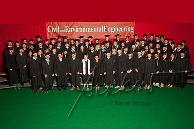 CEE Commencement 2011