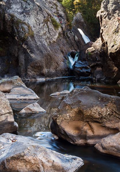 Gabbro Falls