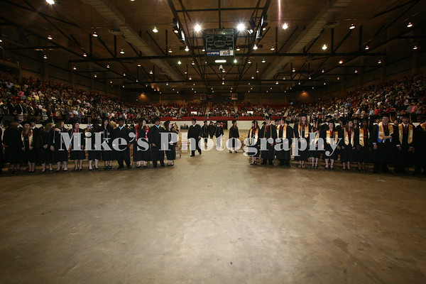 White Hall High School Graduation 2010
