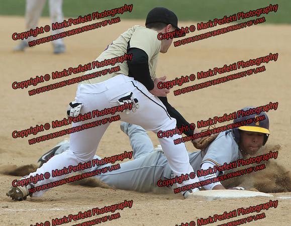 AHS Baseball vs Troy 4-9-2012