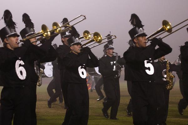 Fall Marching Band