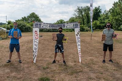 PITTROTORcross, MultiGP Regional Qualifier, Boyce Park - July 19, 2020