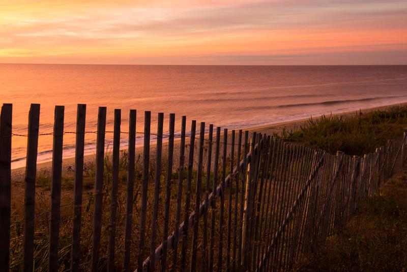 Morning at Nauset Beach,