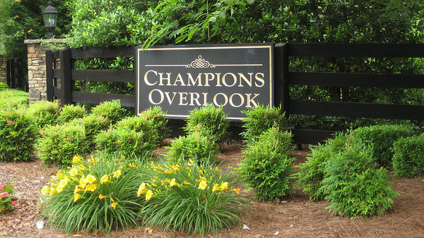 Champions Overlook Milton GA