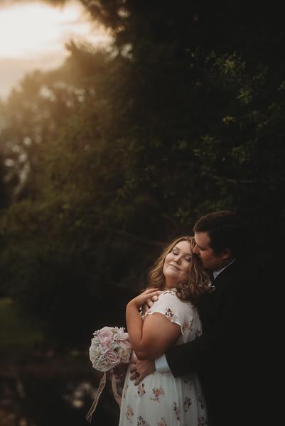 Oxendine-Johnson Wedding