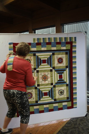 Fall Quilting Retreat 2018