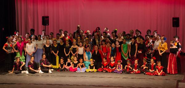 2018 Spring Flamenco Student Show