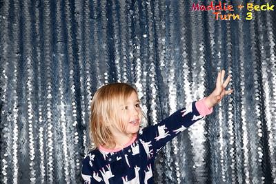 Maddie + Beck Turn Three | 12.15.18