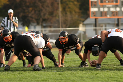 Black River Falls @ West Salem JVFB12
