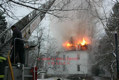Billerica, MA - 3rd Alarm, 302 Concord Road, 12-4-05