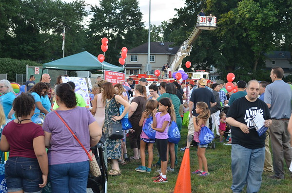 08/02/16 - New Milford's Annual National Night Out