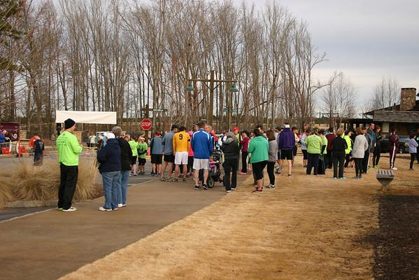 Russell Forest Run 2014