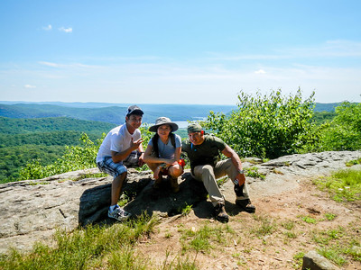 Hiking in Harriman State Park - The Timp