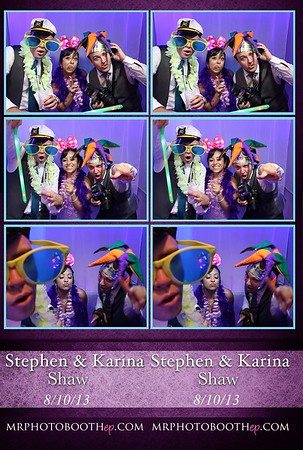 Stephen & Karina | Aug. 10th 2013