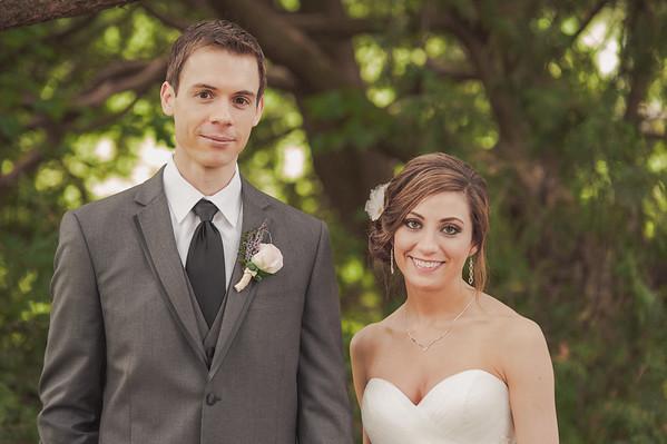 Mandy & Gary {wedding}