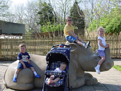 2002 Zoo Field Trip
