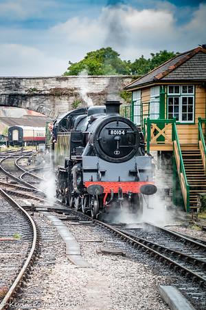 Swanage Railway 2019
