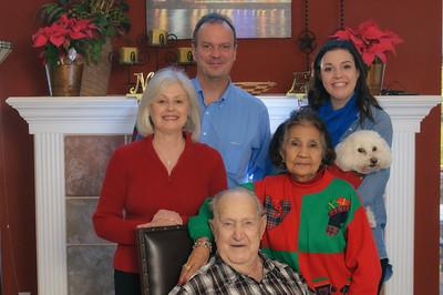 Walderon Family 2013