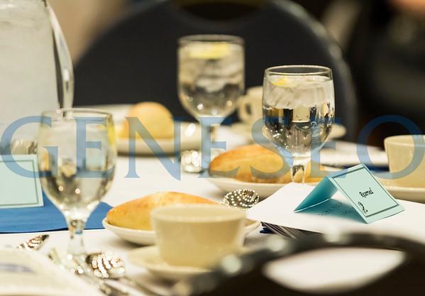 Etiquette Dinner (Photos by Annalee Bainnson)