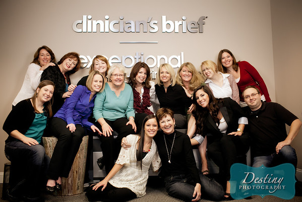 Clinician's Brief- Nov 2011