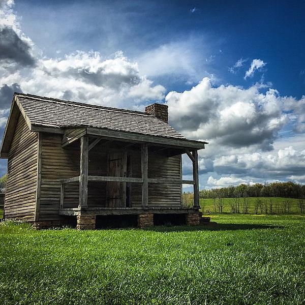 #Lrmobile Wilsons Creek National Battlefield day hike with @_calliecat124_