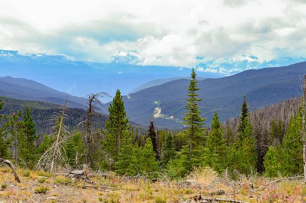 9-07-15 Bella Coola - The Hill - Heckman Pass