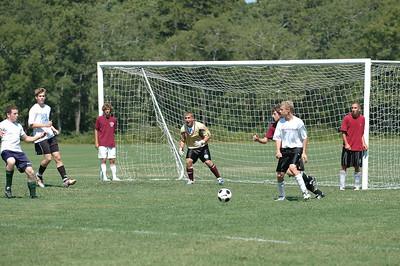CHS Varsity Boys Soccer 2006