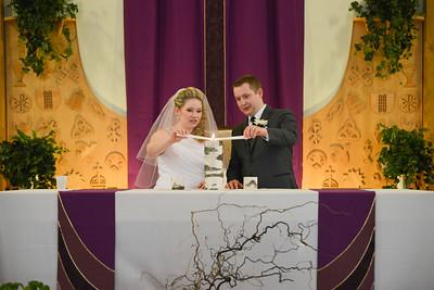 Brittany and Andrew Wieszczyk