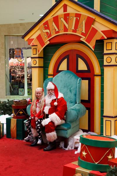 Madison Square Mall, Madison, Alabama - December 2011