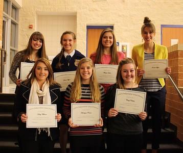 CISD School Board Outstanding Achievement Awards