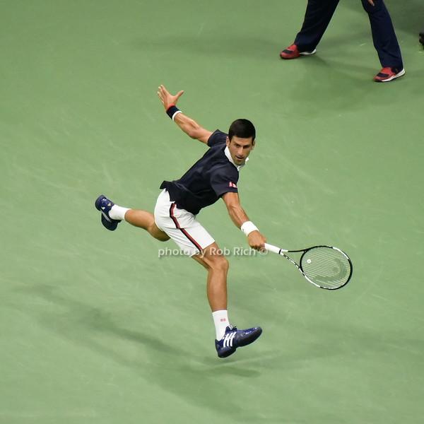 Novac Djokovic vs.Feliciano Lopez at the 2015 US Open in flushing meadows park  on 9-8-15. all photos by Rob Rich/SocietyAllure.com © 2015 robwayne1@aol.com 516-676-3939