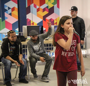 TeamSterk - Almelo Youth Hip Hop Project - Naxt Stage