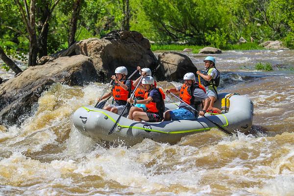 River City Adventures 6-28-15 Morning Trip