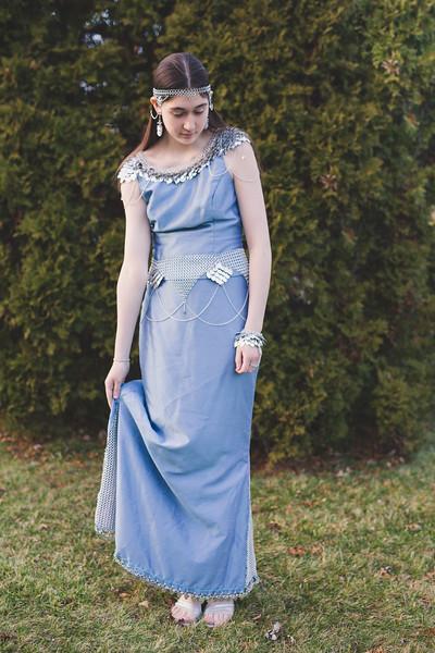 Jennifer Costume