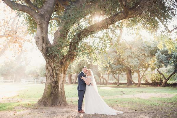Aaron & Jill  // Wedding Portraits