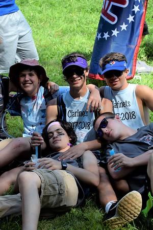 Band Camp 2017 - Day 4